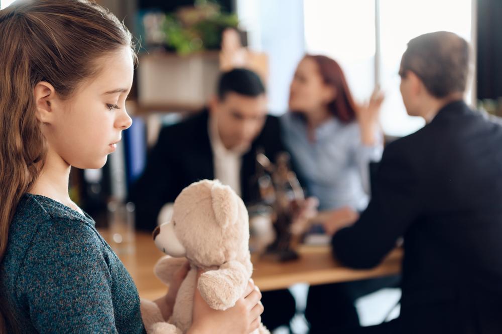 Divorce : obtenir la garde des enfants