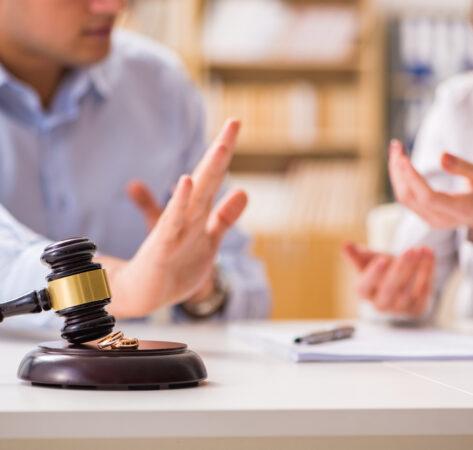 Les points clés du divorce contentieux